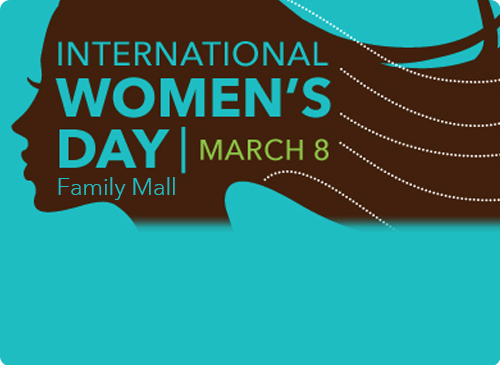 International womens day at family mall erbil lifestyle so it seems we are having more than an option to celebrate the international womens day in erbil on 8th of march 2014 the family mall erbil is fandeluxe Image collections