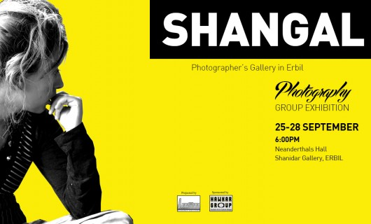 SHANGAL Photography Exhibition at Shanidar Gallery 25-28 September