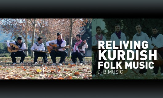 Reliving Kurdish Folk Music