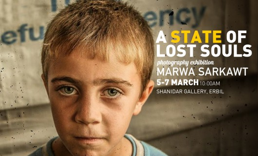 A STATE OF LOST SOULS Photography Exhibition 5-7 March