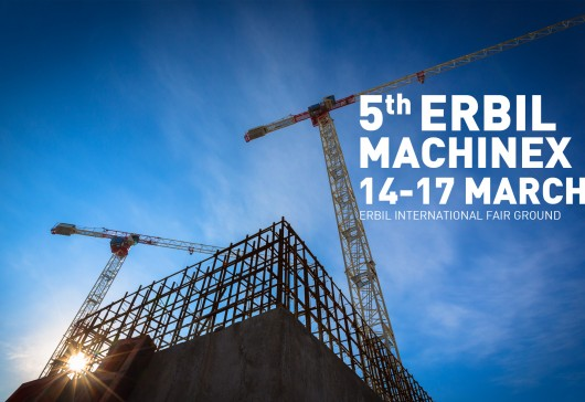 ERBIL MACHINEX 14 – 17 MARCH