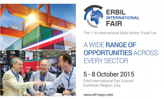 Erbil International Fair 5-8 October 2015
