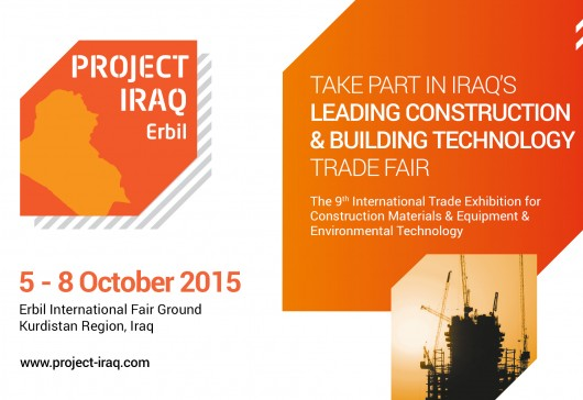 Project Iraq Erbil 5-8 October 2015