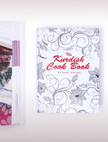 Kurdish Cook Book for Sale