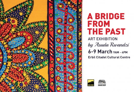 A Bridge From The Past – Art Exhibition by Asuda Rwandzi 6-9 March