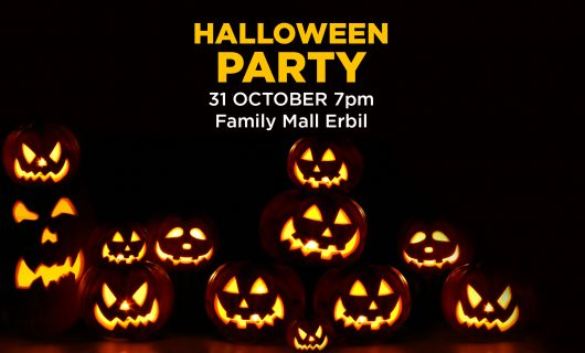 Halloween Party 31 October
