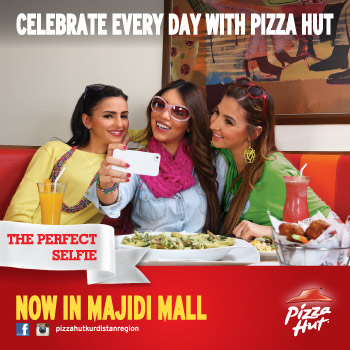 Pizza Hut at Majidi Mall